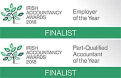 Irish Accountancy Award Finalist
